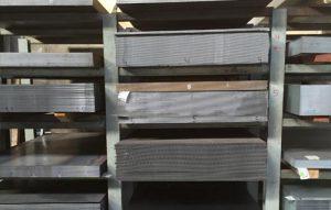 chapas blancas, negras y galvanizadas 2000 x1000 en varios espesores