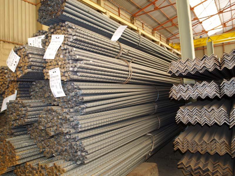 Distribución metales